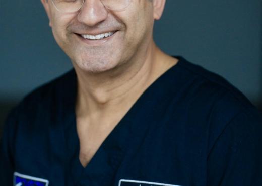 Dr Shahdad Ayoughi