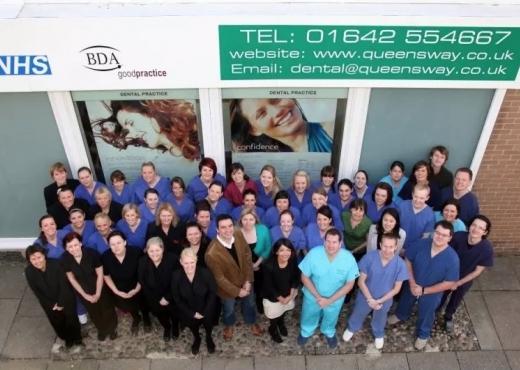 Queensway Dental Clinic Team