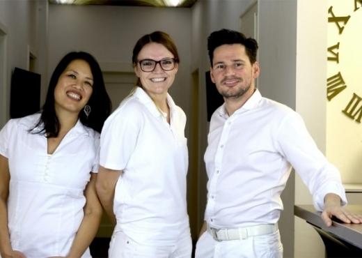 Zahnarztpraxis Saga Dent Team