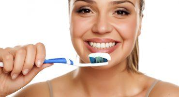 Richtige Zahnputztechnik